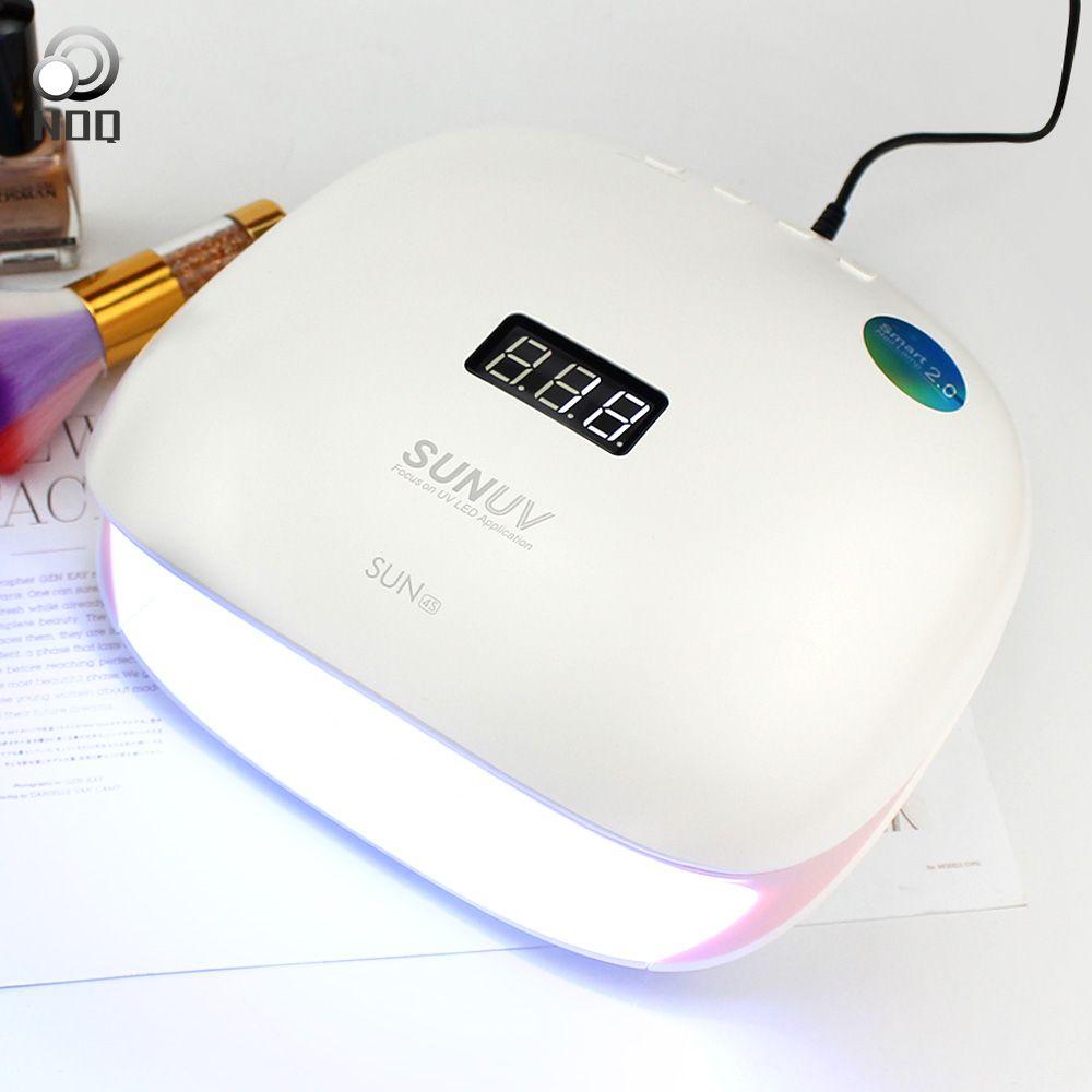 NOQ SUNUV SUN4S Lampe Für Nägel UV LED Nagel Trockner Für Aushärtung Gel Polierer Maschine Maniküre Lichttherapie Lampe Salon ausrüstung