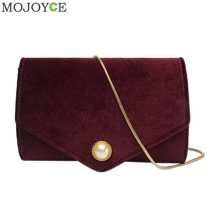 Fashion Mini Velvet Crossbody Bag Winter Women Shoulder Bags Famous Designer Messenger Bags Vintage Crossbody Bag Female Handbag