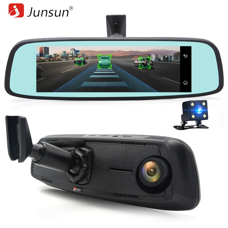 Junsun 4G Special Bracket Car Camera Mirror 7.86