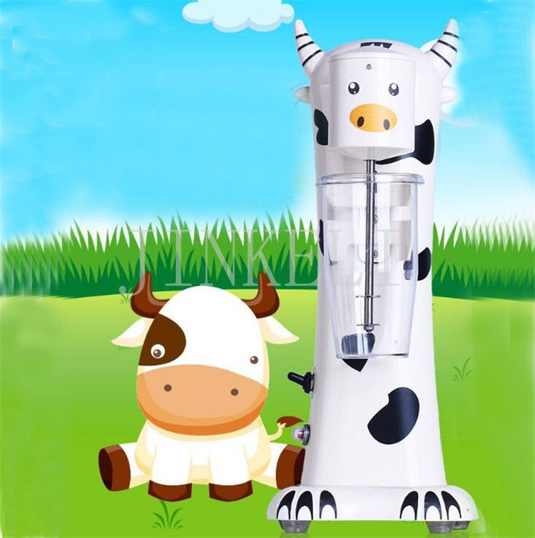 18 185w table top Single head milk shake machine commercial milk shaker blender 220v Electric stainless steel milk mixer