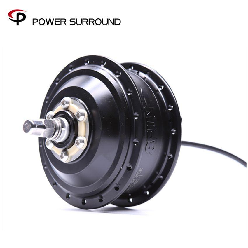2018 Top Ebike Kit Bafang 36v250w Front Geared Direct Motor For Ebike/brushless Hub Motor/8fun Electric Wheel