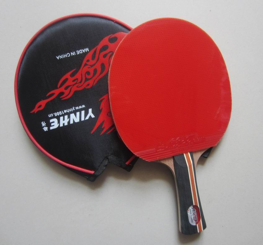Original Galaxy yinhe 04b table tennis rackets finished rackets racquet sports pimples in rubber ping pong paddles