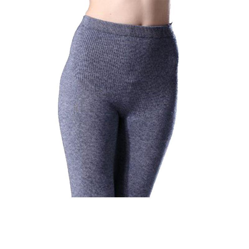 2019 femmes leggings hiver chaud solide couleur Pantalon En Cachemire Tricoté Femelle Laine legging pour femmes Ladies fitness legging
