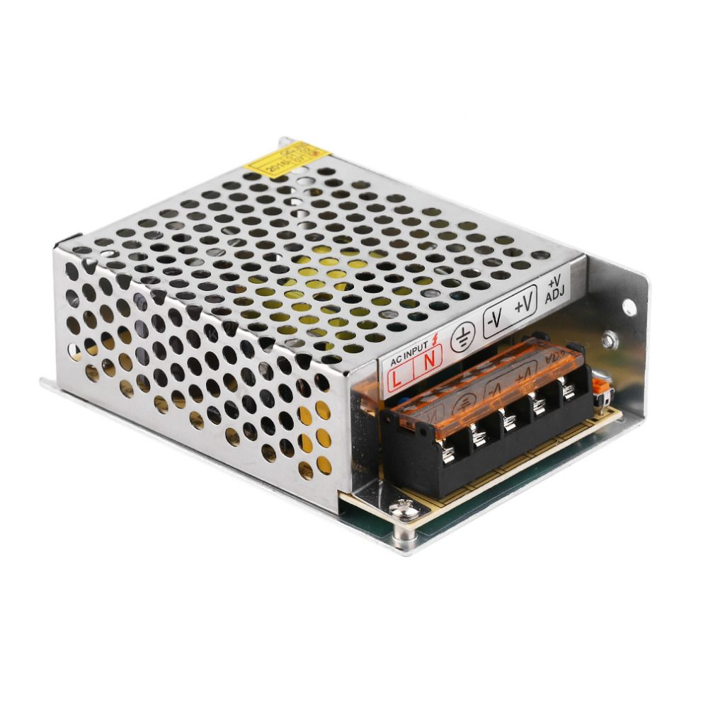 DC 5V 6A Power Supply Switch Regulated Switching Voltage Transformer AC to DC for LED Strip Light Power Supply Switch