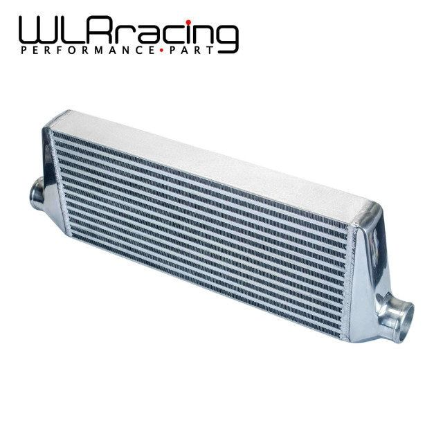 WLR RACING - 550*230*65mm Universal Turbo Intercooler bar&plate OD=2.5