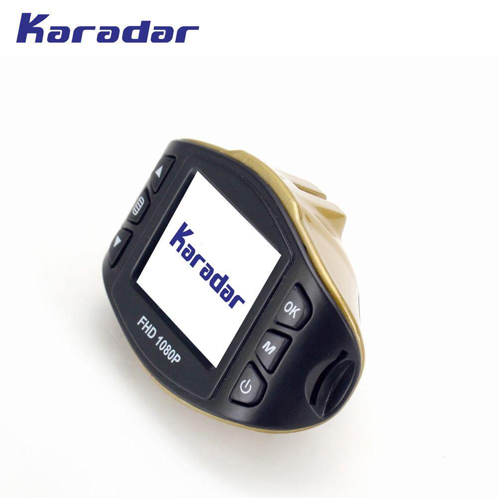 KARADAR Smart Car DVR Camera with Full HD 1080p 60Fps DVR Recorder Dash Cam Novatek 96223