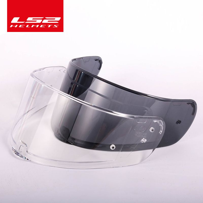 LS2 ff397 motorcycle helmet clear dark smoke visor full face helmets smoke vizard only for LS2 FF397 model black lens