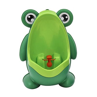 Baby Boy Wall -ridden Hook Frog Vertical supports Mythbus Prison Xixi Potty Training WC Baby Bathroom Children's Urine