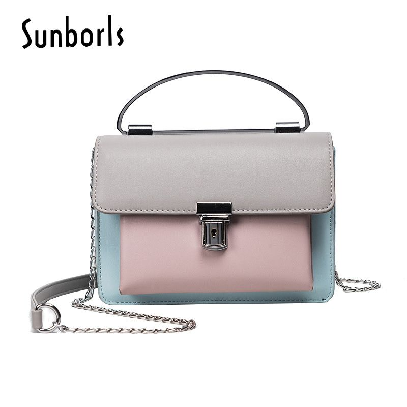 high quality small ladies <font><b>messenger</b></font> bags leather shoulder bags women crossbody bag for girl brand women handbags 2V5084