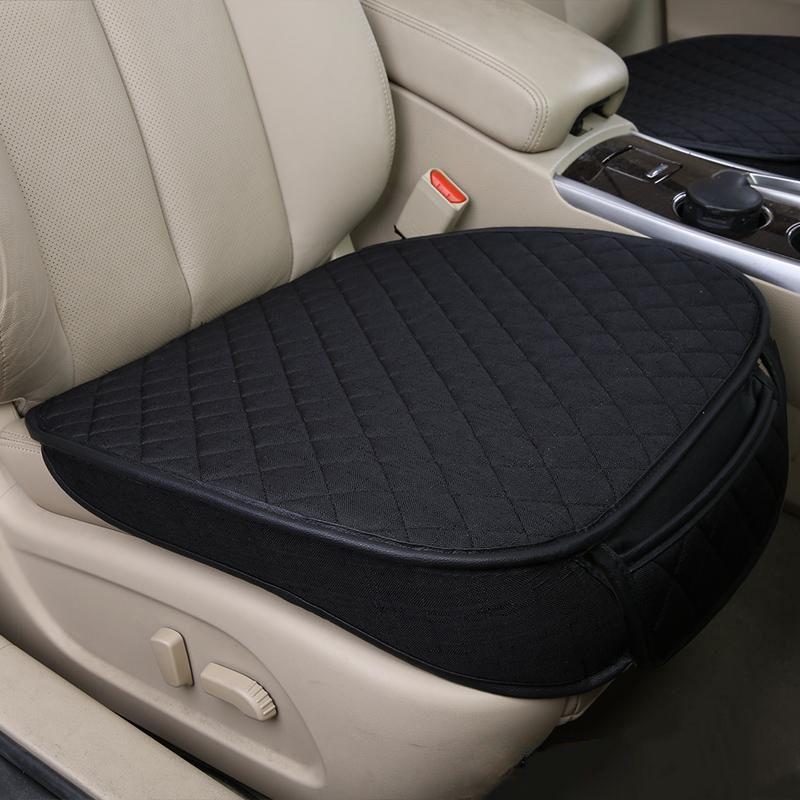 Автокресло Обложки протектор подушка универсальный авто аксессуары для Toyota Camry 40 50 Corolla Avensis 2017 2016 2015 2014