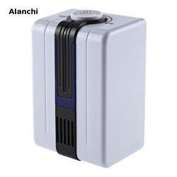 Ionizer Air Purifier Negatif Ionizer Generator Tahan Lama Tenang Pembersih Udara Menghilangkan Formaldehida Asap Debu Pembersih Udara untuk Rumah