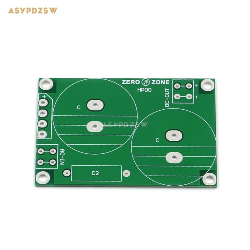 HPOO gleichrichter filter bare PCB (einziges netzteil version)