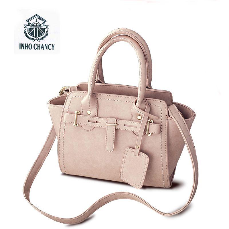 2017 européenne US femme Simple sauvage cuir sac à main épaule Messenger sac ailes sac! Inho Chancy Michael Designer marques célèbres