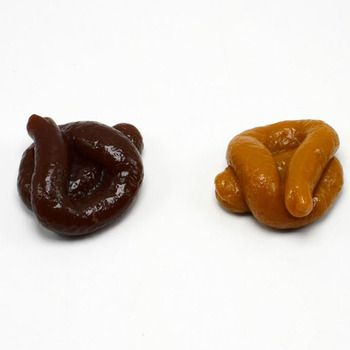1 Pc Funny Realistic Sticky Mischief Turd Gag Shits Poop Fake Feces Turd Classic Shit and fly Practical Gag Joke Gadget Toy