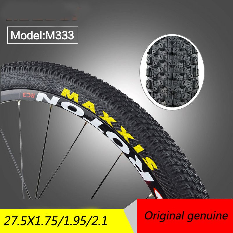 High quality Bicycle Tire 27.5 * 1.75/2.1 /1.95 pace M333 ultralight 60TPI MTB tyres mountain bike tires MAXXlS 27.5