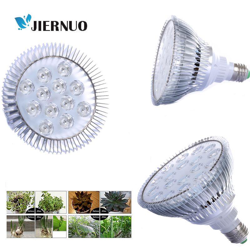 LED Grow light E27 15W 21W 27W 36W 45W 54W led plant grow Lamp for Hydroponics grow tent Garden Flowering Plants BE