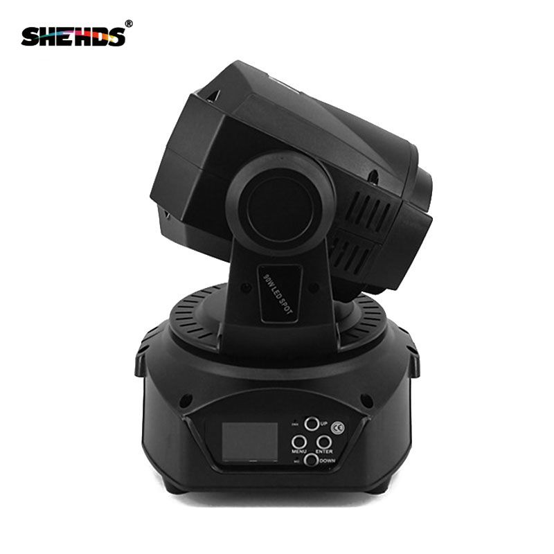 Free Shipping New Hot-sale 90W LED Spot Moving Head Light/USA Luminums 90W LED DJ Spot Light