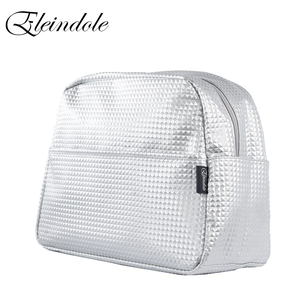 Eleindole Women Multifunctional <font><b>Carriage</b></font> Bags 18L Baby Care Bag Materniry Silver Female Fashion Backpacks with Stroller Straps