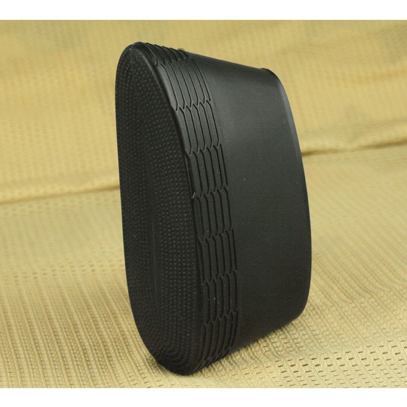 High Quality Tactical Rifle Silicone Rubber Recoil Pad Shotgun Slip-on Recoil Butt Pad Protector Rubber