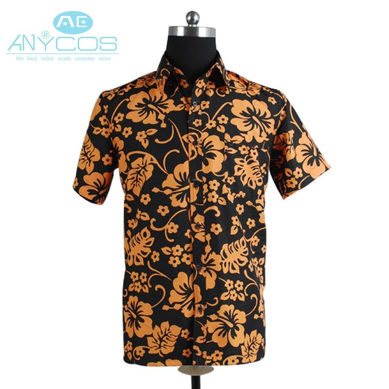 Fear and Loathing in Las Vegas Raoul Duke Shirt Halloween Party Movie Cosplay Costume