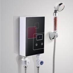 6000 W inducción eléctrica grifo calentador de agua caliente instantánea ducha para baño cocina fregadero grifo inmediato de la calefacción agua