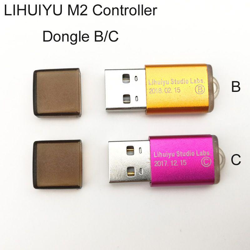 LIHUIYU Wichtigsten Bord M2 Nano Co2 Laser Control System Dongle A Dongle B Dongle C DIY 3020 3040 K40