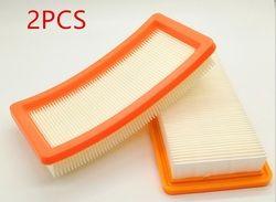 2 шт./лот моющийся фильтр Karcher для DS5500, DS6000, DS5600, DS5800 робот пылесос запчасти Karcher 6,414-631,0 hepa фильтры
