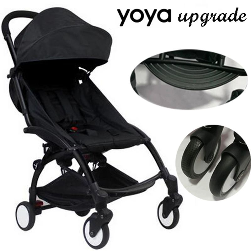 Yoya Baby Stroller Upgrade Style Portable Prams Travel Baby Car Cariage Lightweight Trolley Umbrella Babyzen Yoyo Stroller