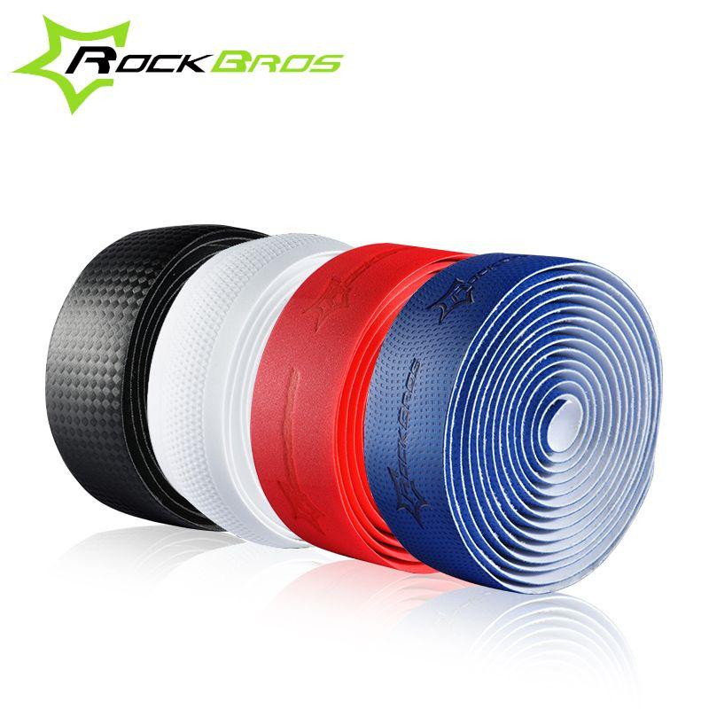 RockBros professionnel vélo de route guidon bande 4 modèles anti-dérapant anti-dérapant S. R. EVA vélo de route vélo ruban pour guidon