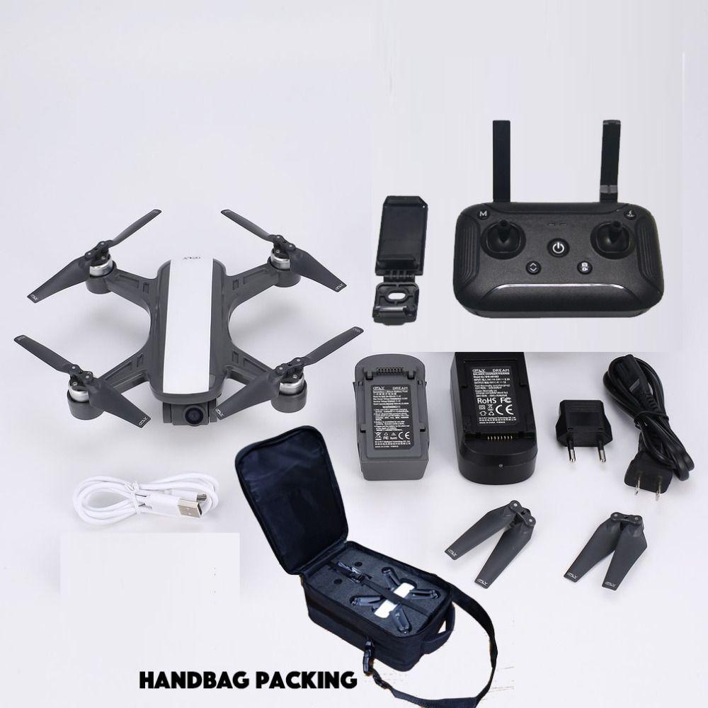 CFLY Traum GPS Drone RC Quacopter 1080 P HD Kamera 5G wifi FPV Fern Übertragung Folgen mir modus kreis fliegen