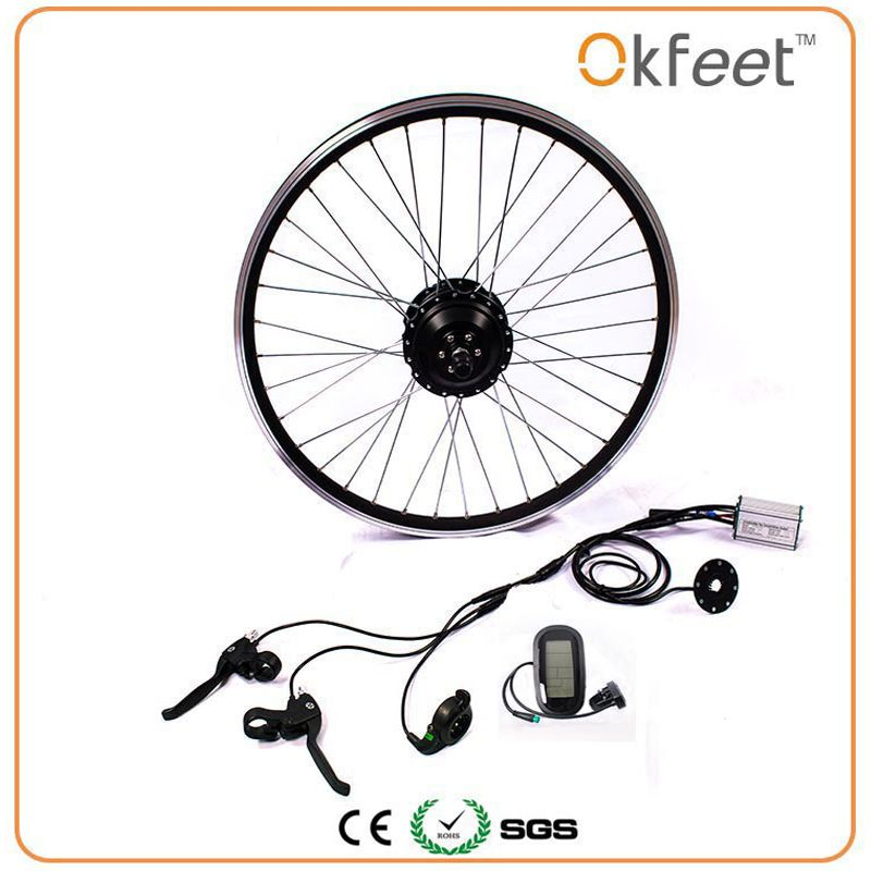 36 v 350 watt ebike kit Electric bike conversion kit motor MXUS marke ohne batterie LED LCD display optional 16 /20/24/26/28 g350f