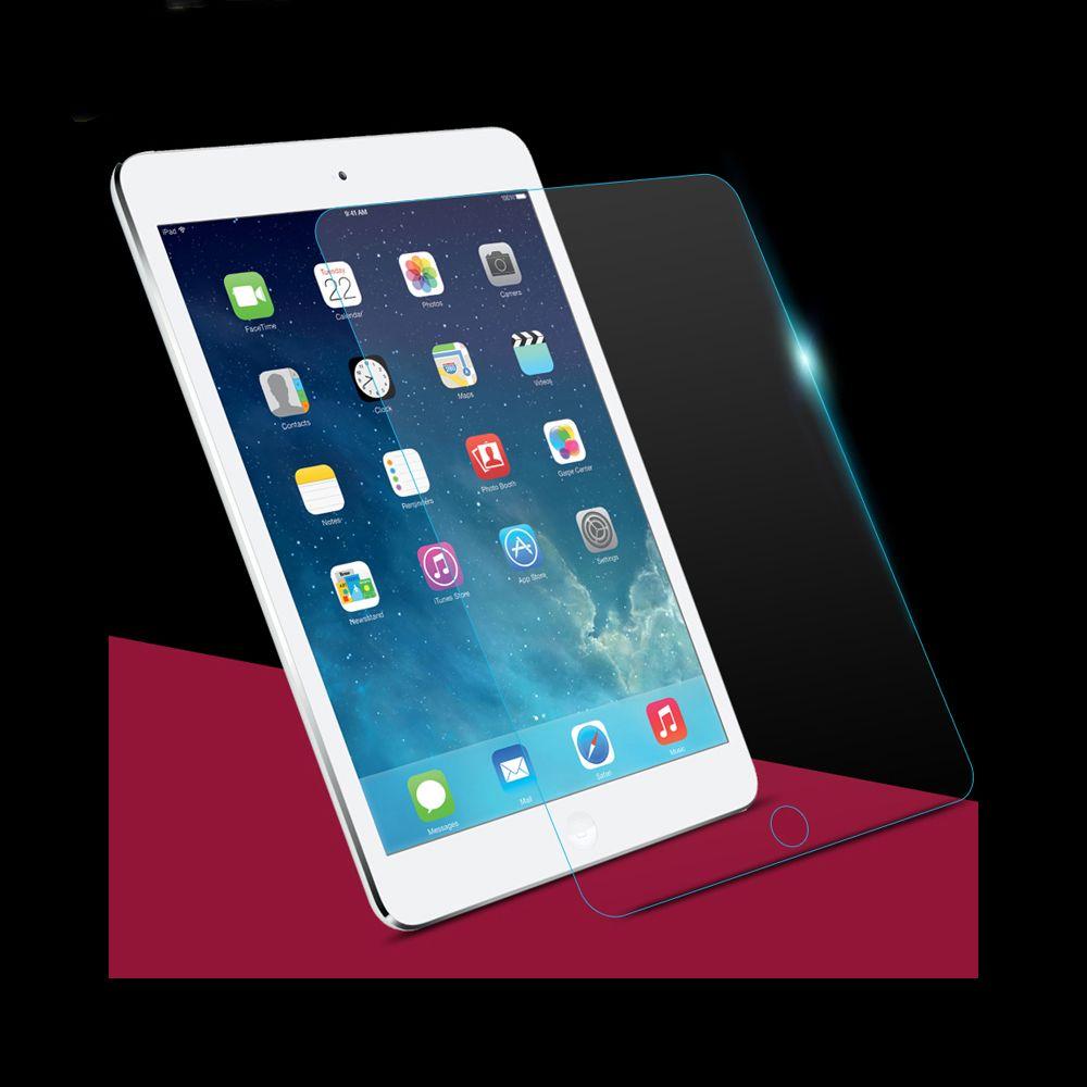 FLOVEME Für iPad air 2 1 Hartglas Displayschutzfolie Für iPad luft Explosionsgeschützte Klare Schutzfolie Für i Pad iPad 5 6