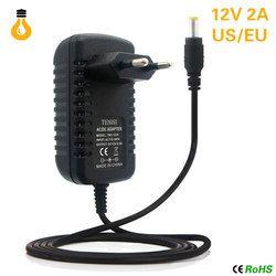 12 V Зарядное устройство 2A 24 Вт трансформаторы 100 V-265 V переменного тока в постоянный DC12V переключатель Питание адаптер конвертер для RGB драйве...