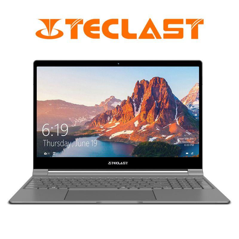 Teclast F15 Laptop 15,6 zoll 1920x1080 Windows 10 OS Intel N4100 Quad Core 8 GB RAM 256 GB SSD HDMI Notebook 6000 mAh
