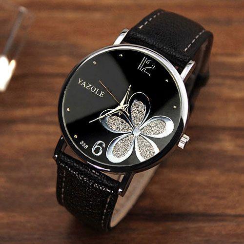 YAZOLE Ladies Wrist Watch Women 2017 Brand Famous Female Clock Quartz Watch Hodinky Quartz-watch Montre Femme Relogio Feminino