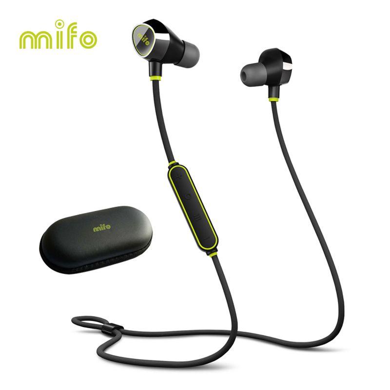 Best Workout Sports Wireless Earphone Running Headphone Bluetooth 4.1 Stereo Waterproof Magnetic Charging HD Microphone Earbuds