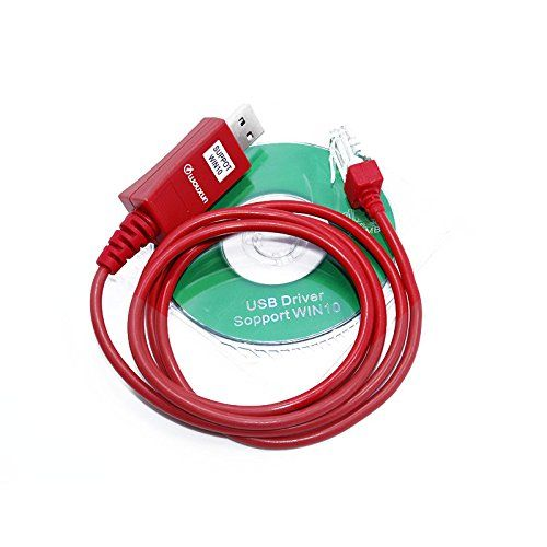 Original Wouxun USB Programming Cable For Wouxun KG-UV920P KG-UV950P Car Mobile Radio With CD Driver