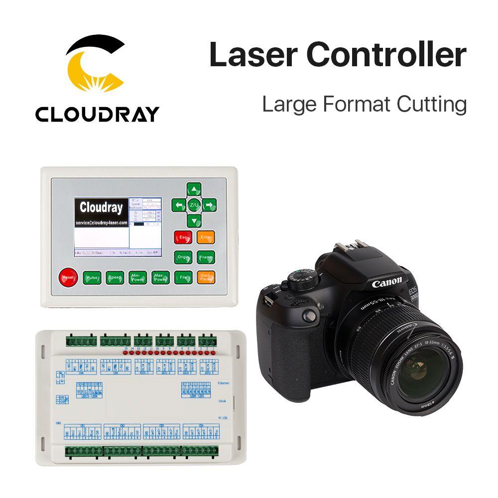 Cloudray CO2 Controller Große Format Schneiden RDC6442G-DFM-RD für Laser 10600nm 10.6um Schneiden Gravur Maschine