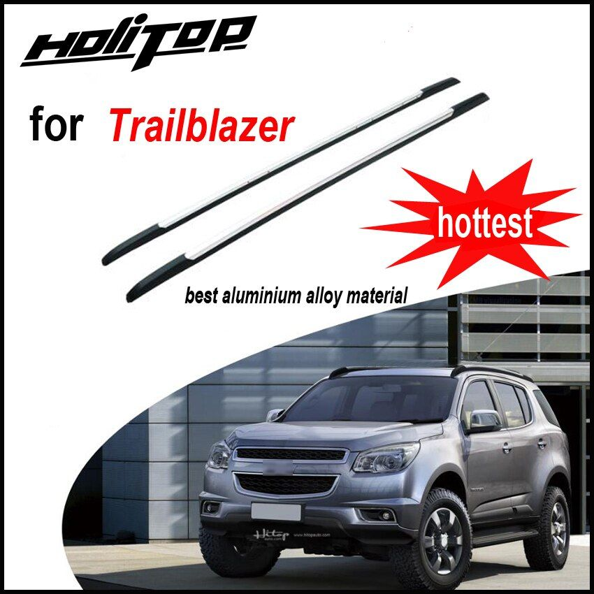 NEW ARRIVAL for Chevrolet Trailblazer 2013-2018 roof rack roof rail luggage bar, original style, OE design, upgrade your car