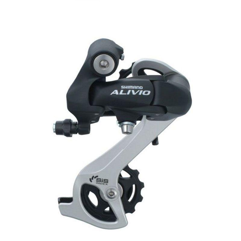 <font><b>SHIMANO</b></font> ALIVIO RD M410 Rear Derailleur 7S 8S Speed MTB Bicycle Rear Derailleur