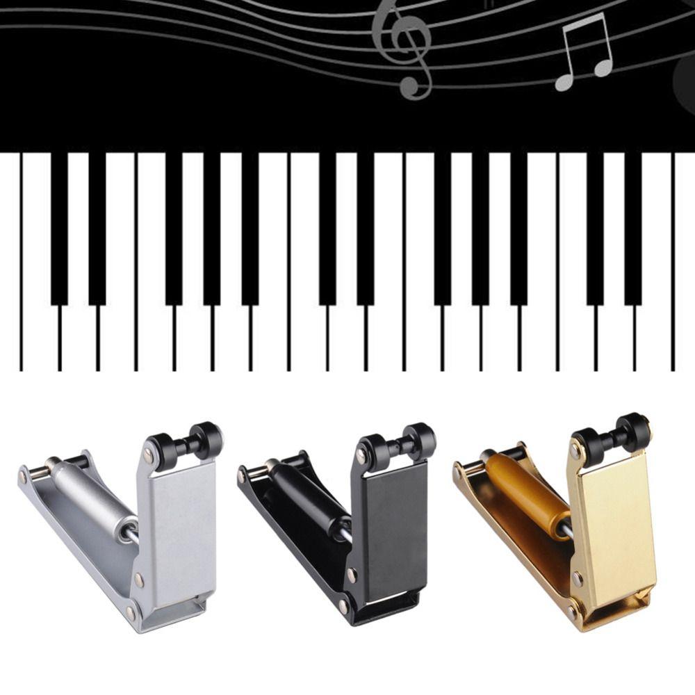 Meideal MJ10 Ultra-thin Piano Part Decompressor Slow Soft Fall Device Hydraulic Pressure Piano Slow Fall Device (Color Box)