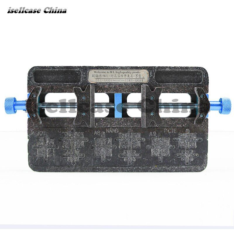 Wozniak wl universal Fixture High temperature phone IC Chip motherboard Jig Board Maintenance Repair Mold Tool for iphone