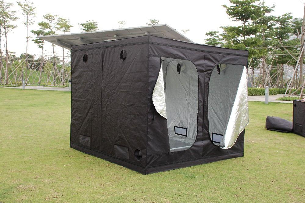 240X95X200 240X95X250 Wachsen Zelt Reflektierende Indoor Hydrokultur Wachsen Zelt, wachsen Zimmer Box Pflanzenzucht