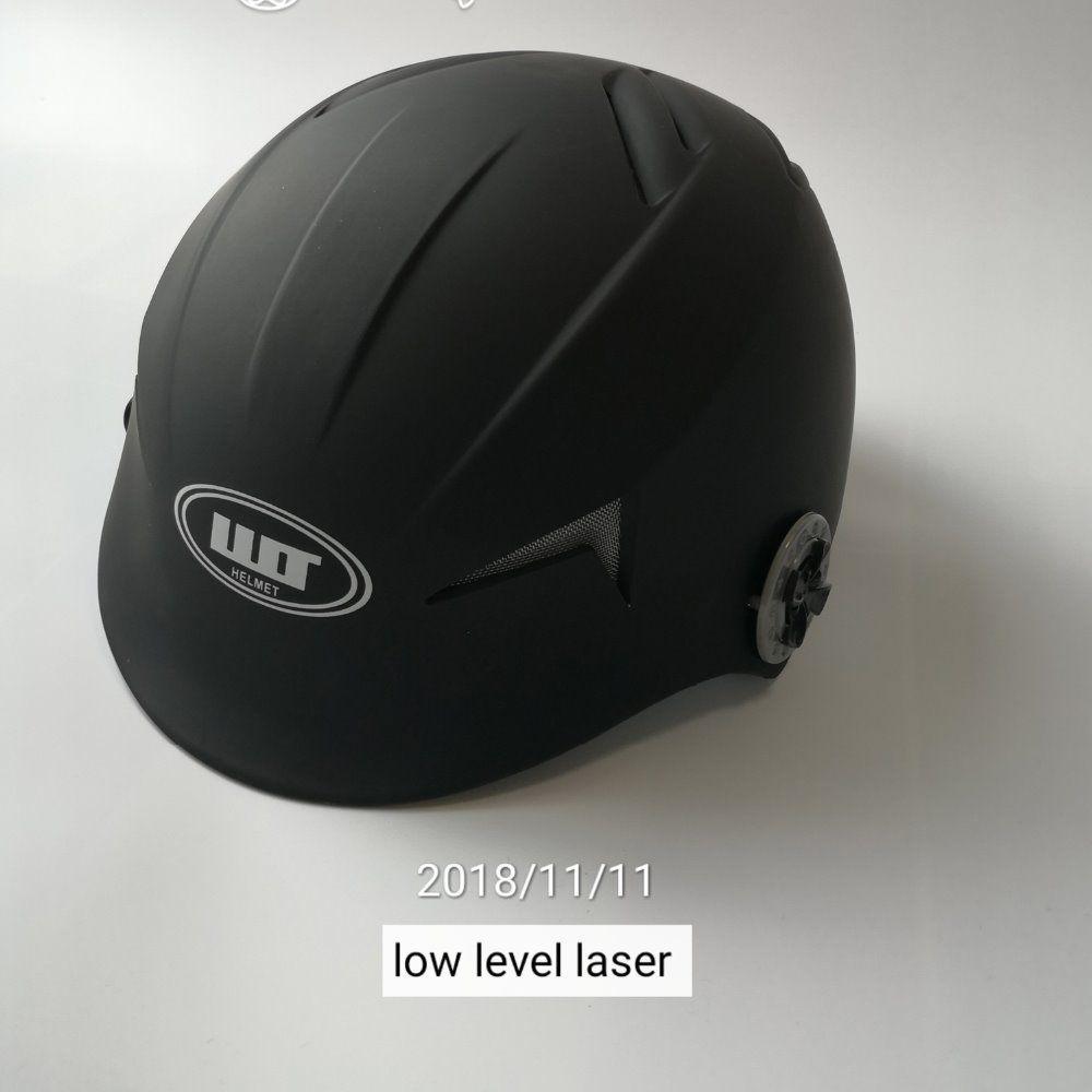 68 weiche laser kopfhaut exerciser kappe helm + gläser + timer für verkauf