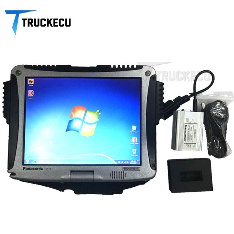 Gabelstapler diagnose scanner Judit Incado Box Diagnose Kit Jungheinrich JUDIT 4 gabelstapler scanner mit CF19 Laptop komplette set