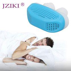 Soulager Ronflement Nez Ronflement D'arrêt Appareil Respiratoire Garde Aide à Dormir Mini Ronflement Dispositif Anti Ronflement Silicone
