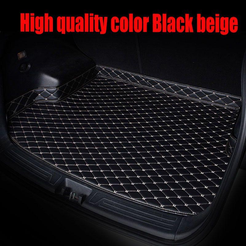 Angepasst auto Stamm matten für Mercedes Benz C117 W211 w212 W176 W204 W205 CLA180 CLA200 alle auto styling liner