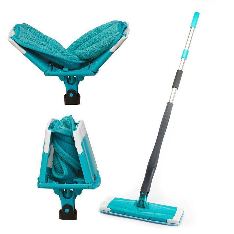 Rotating Mop 360 Spin Twist Mop Water Spray Mop Floor Cleaning Mop Easy Bucket Dust Magic Microfiber Mop Electric Broom