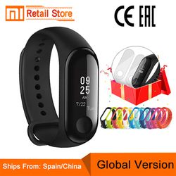 2018 Versi Global Xiao Mi Mi Band 3 Kebugaran Tracker Smart Gelang 0.78