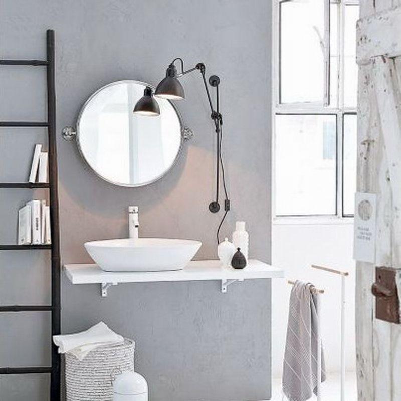 E27 Nouvelle Réplique Designer réglable antique moderne industrielle/bras oscillant Long mur lampe lumières pour Salle De Bains Vanité/applique luminaire
